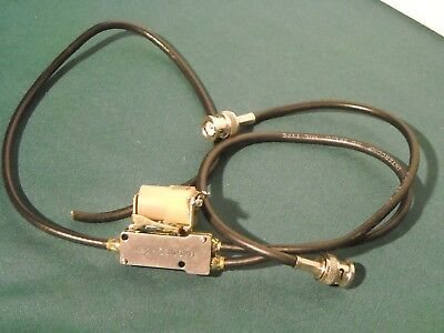 Magnecraft Coaxial relay for RF switching 12 Volts coil