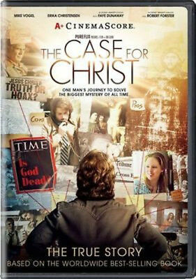 The Case for Christ (DVD 2017) NEW* Drama*