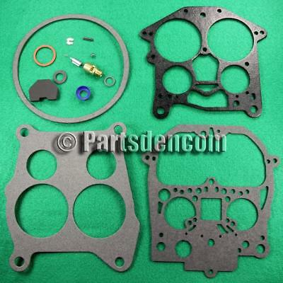 Rochester Quadrajet Carburettor Repair Carby Kit Fits Holden Ht Hg Hq Hj V8 308