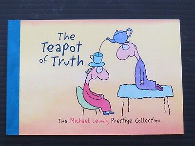 Teapot of Truth 1998 Prestige Booklet
