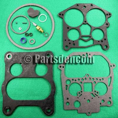 Rochester Quadrajet Carburettor Repair Kit Fit Holden Hx Hz V8 308 5.0L 76-79
