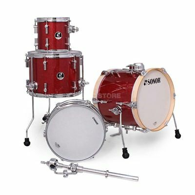 Sonor Sonor - SSE 14 Martini ShellSet, Red Galaxy Sparkle