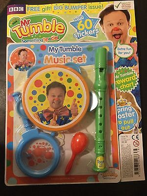 CBeebies Mr Tumble Something Special Magazine Issue 78