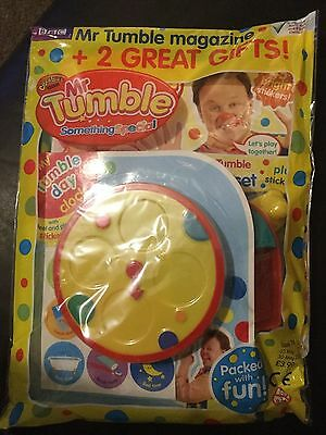 CBeebies Mr Tumble Something Special Magazine #79 - 2 GIFT SPECIAL