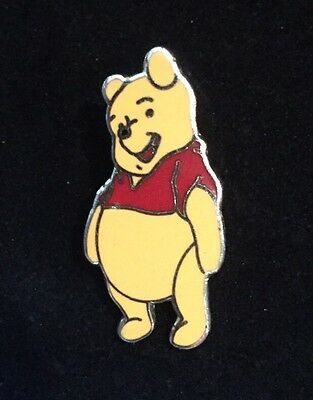 Disney Pin Winnie the Pooh Smiling With Tummy Out 2004