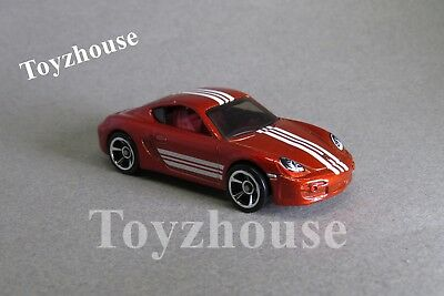 Hot Wheels Porsche Cayman S Die Cast Model Car LOOSE