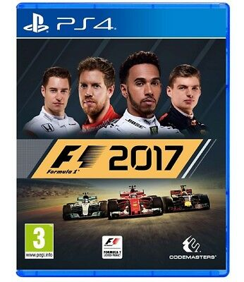 Videogioco F1 2017 Special Edition Ps4 Originale Blu-Ray Multilingue Italiano