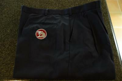 HSV/WALKINSHAW V8 RACING TEAM DRESS PANTS,92R,EMBROIDERED VL Group A 1988 LOGO