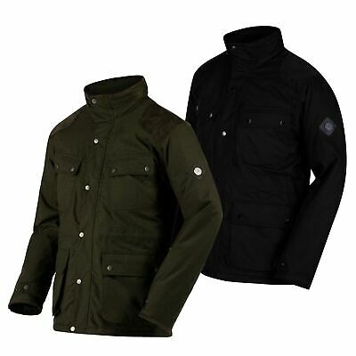 Regatta Ellsworth Mens Waterproof Breathable Insulated Country Jacket