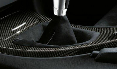 BMW Performance Gear Stick Gaiter Alcantara E90/E91/E92/E93 3 Series 25110435849