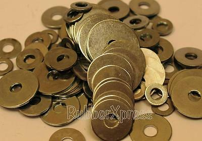 Mixed Selection of Metal Washers  Pack of 100