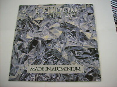 Charon - Made In Aluminium - Lp Vinyl Germany Like New 1986