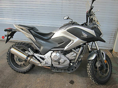 2012 Honda NC700X  HONDA NC700X 2012 NICE BIKE ! RUNS GREAT!  201-248-3818 Allen