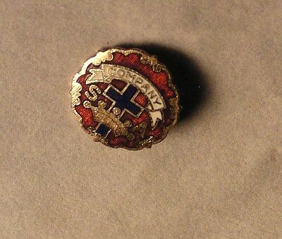 Salvation Army - PIN - RED & WHITE COMPANY MEETING PIN