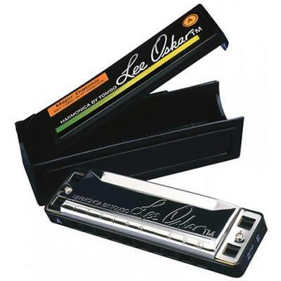 Lee Oskar 1910 Harmonica Major Diatonic in A, Ab, B, Bb, C, D, E, Eb, F, G