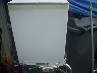 X-Ray light box single full working order great for Halloween parties