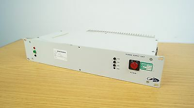 Audionics Rack Mount 2U PSU Power Supply (+15v, -15v, +12v)