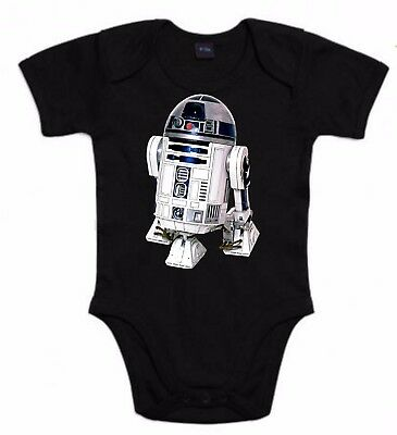 BODY CAMISETA STAR WARS R2D2 C3PO JEDIE X-WING GIFT T-SHIRT SIL Pw122