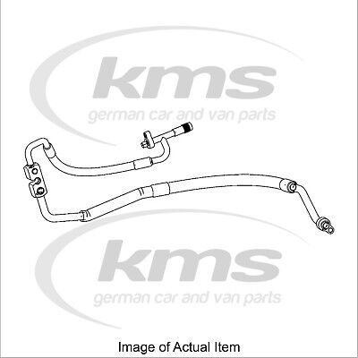 New Genuine HELLA Air Conditioning High and Low Pressure Line 9GS351338401 Top G