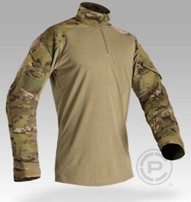 New Crye Precision G3 Multicam Combat Shirt NIP MS MEDIUM SHORT