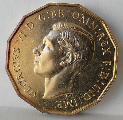 Great Britain Proof 1937  3 Pence