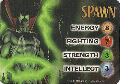 OVERPOWER Spawn hero - Image - Rare - Todd McFarlane Productions