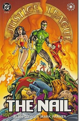 Justice League of America: The Nail #2 NM+ DC Comics