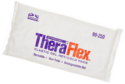 Reusable Cold Hot Pack TheraFlex Muscle Pain Joints Swelling Relief Leakproof