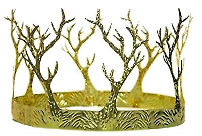 Medieval Gold Branch Crown
