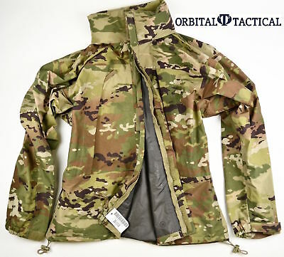 New Ecwcs Gen Iii G3 Level 6 Goretex Ocp W2 Scorpion Jacket Xxlr Xxlarge Regular