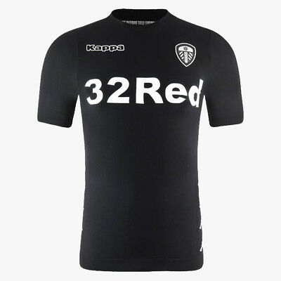 Leeds United Away Jersey (Any Name & Number)