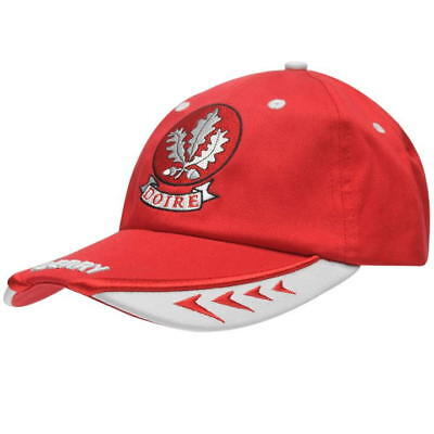 Brand New Doire Derry Gaelic Athletic Association GAA Embroidered Cap Hat