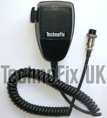 Replacement 8 pin microphone for Icom IC-251 IC-720 IC-730 IC-740 IC-760 & more