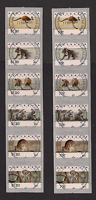 AUSTRALIA CPS FDC counter printed first day cancellations NPC