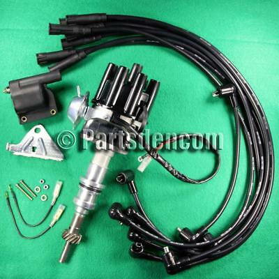 Electronic Distributor Coil Leads Fits Ford Windsor V8 302 Efi Swap To Carby