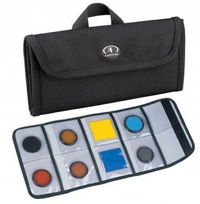 Tamrac 5329 Folding Filter Case Wallet - Holds 8 Round or Square Filters