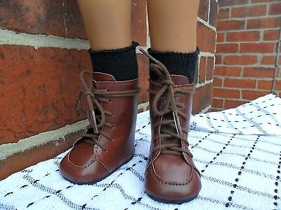 Vintage style boots shoes fit sasha doll