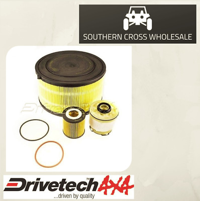 Drivetech 4x4 Filter Service Kit- Ford Ranger