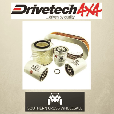 Drivetech 4x4 Filter Service Kit - Ford Maverick