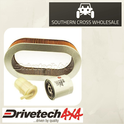Drivetech 4x4 Filter Service Kit-   Ford Maverick