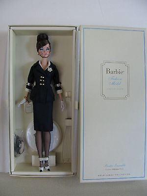 Boater Ensemble Silkstone Barbie, NRFB, 2012