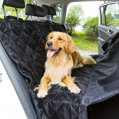 Seat COVER Rear Back Safety Car Pet Dog Travel Waterproof Bench Protect Blanket