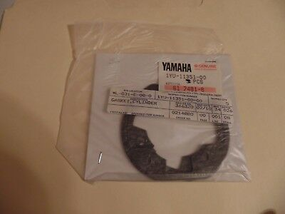 NOS YAMAHA FUEL GAS TANK WASHER CW 50 ZUMA 11 89-01 90209-06306-00