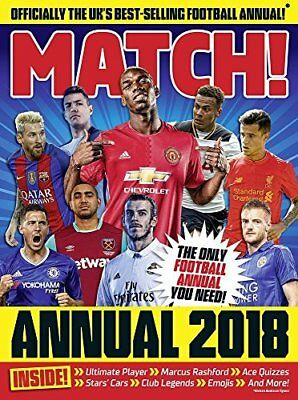 Match Annual 2018 (Annuals 2018) by MATCH New Hardcover Book