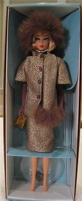 Vintage Barbie Repro/reproduction-2001-Collector Request-Gold'n Glamour-Mib-Nrfb