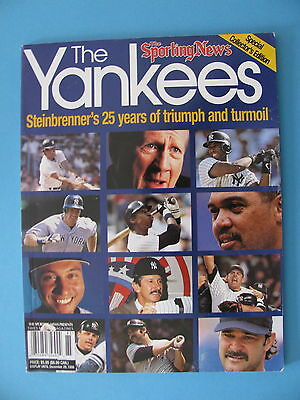 1998 Sporting News / The Yankees / Special Collectors Edition