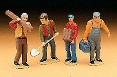 LGB - 51430 - Worker Figures, Set 1 - G Scale 1:22.5