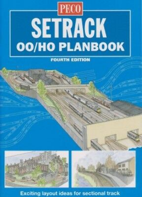 Peco - Pstp00 - Set Track Plan Book (Oo Scale)