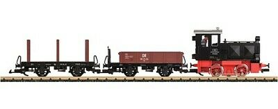 LGB - 70230 Starter Set Freight Train DR G SCALE