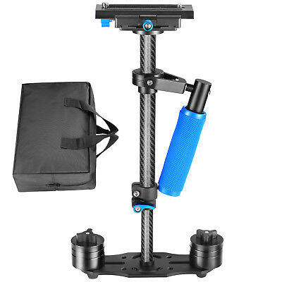 """NEEWER 15.7"""" Carbon Fiber Handheld Stabilizer for Sony A7 A7S/A7SII A7R/A7RII"""